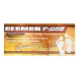 Derman F Uno Gel (0.01 G)
