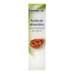 Crema Con Aceite De Almendras 240 Ml 1 U