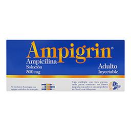 Ampicilina Dicloxacilina Guifene Gi Iny