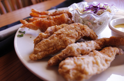 Chicken Tenders & Fried Shrimp Platter