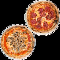 2 Pizzas por $199