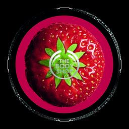 Strawberry Body Butter, Softening Body Moisturizer, 6.75 Oz.