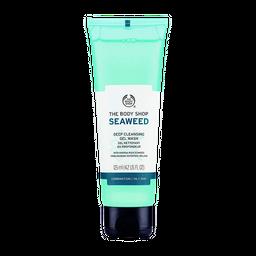 Seaweed Deep Cleansing Gel Wash, 4.2 Fluid Ounce
