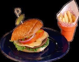 Burger Maui