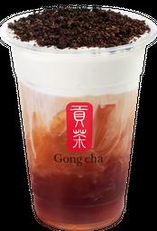 Oreo Milk Foam Tea