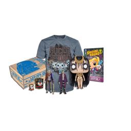 Funko Box Collectors DC Comics Suicide Squad L Funko