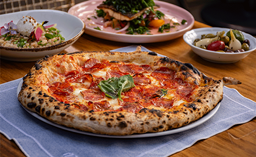 Pizza Death In Venice