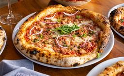 Pizza The Salsiccia
