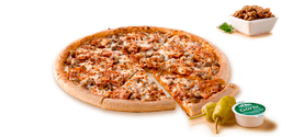 Pizza All The Meats
