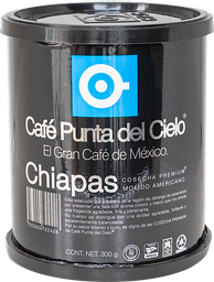 Lata Molido Chiapas
