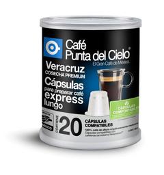 Lata Capsula Express  Veracruz