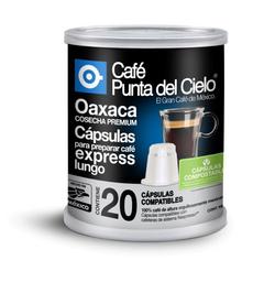 Lata Capsulas Express Oaxaca