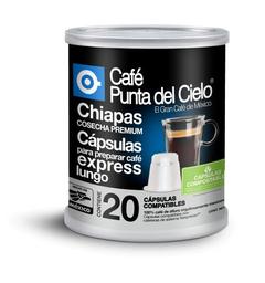 Lata Capsulas Express Chiapas