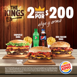 THE KINGS 2X$200