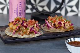 Tacos Baja Veggie 3pzas