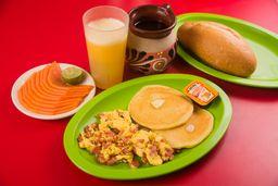 Desayuno Especial Americano