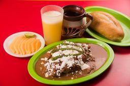 Desayuno Veracruzano