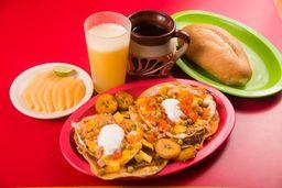 Desayuno Yucateco