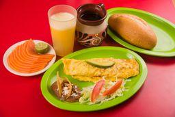 Desayuno Colonial