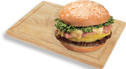 25% OFF Jumbo Burger BBQ
