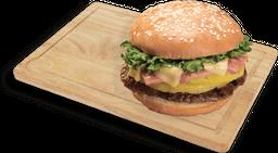 25% OFF Super Doble Burger con Queso