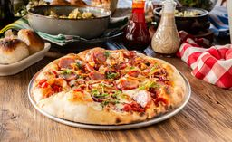 Pizza Spicy Bbq