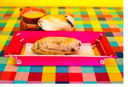 Tamal de Choco Nuez