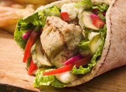Shawarma Vegetal
