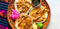 20% OFF 1/2 Kilo de Cochinita