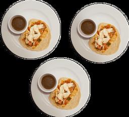 3x2 Taco Regidor