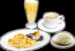 Combo desayuno #1