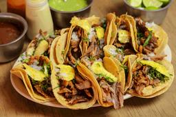 10x5 Tacos al pastor