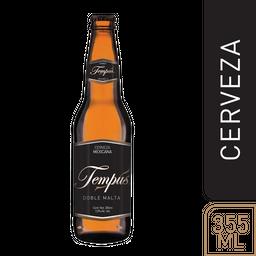 Tempus Cerveza Doble Malta Botella