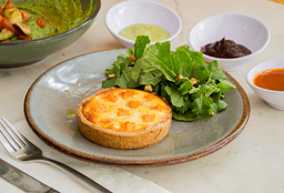 Quiche de Camote y Requesón