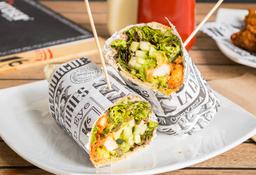 Burrito de Pollo Crujiente