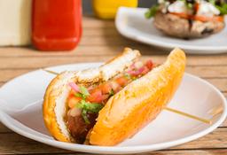 Hot Dog Choriqueso