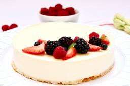 Cheesecake con Zarzamoras (Grande)