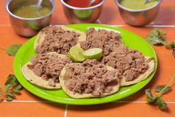 Taco de Bistec Tacquiao