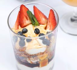 Parafit de Yogurt con Granola