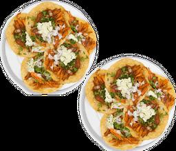 10 x 5 en Tacos al pastor