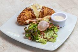 Croissant Pavo y Queso