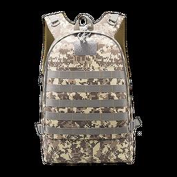 Mochila Militar con Diseño de Camuflaje Impermeable