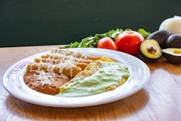 Omelette Huasteco
