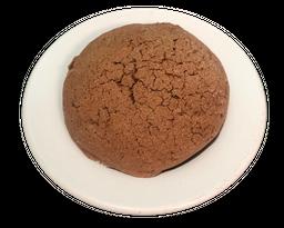 Concha Costra de Chocolate