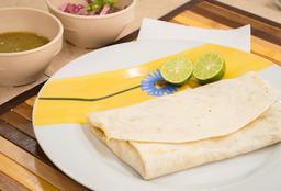 Burrito con Cochinita Pibil