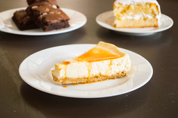 pastel de cajeta con tres leches
