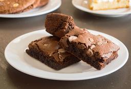brouwnie con chocolate hershey