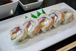 Roll Ebi Tuna