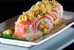 Roll Crunchy Spicy Tuna
