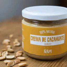 Crema de Cacahuate Ñam